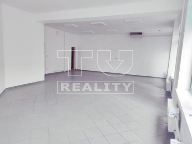 Reality OBCHODNÝ PRIESTOR NA PRENÁJOM V CENTRE ŽILINY, VÝMERA 81m2. CENA: 950,00 EUR/nájom