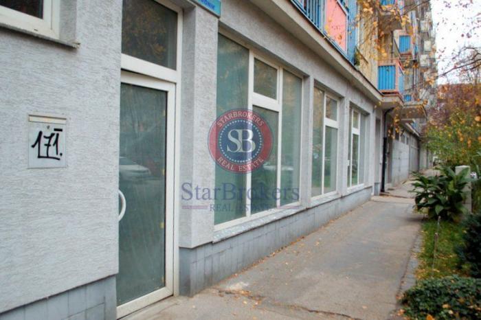 Reality StarBrokers – PREDAJ: obchodné priestory 95 m2 s výkladom, J.Cigera Hronského, Bratislava - Nov