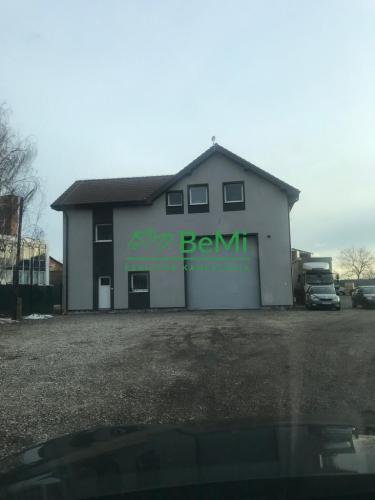 Reality Administratívno- technická budova v Sládkovičove ID 007-18-ASR