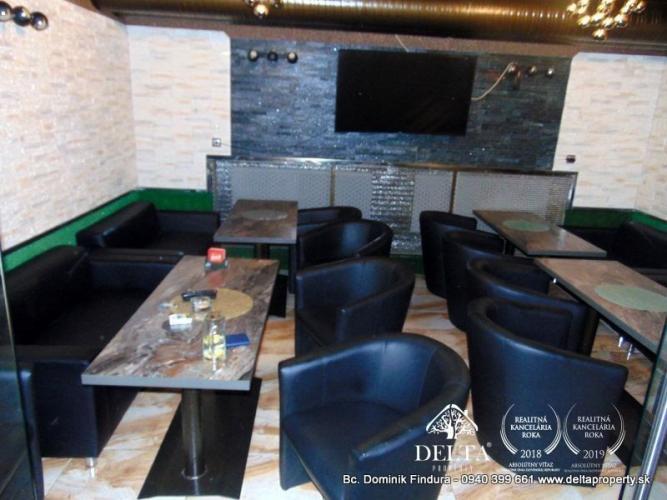 Reality DELTA - Moderná reštaurácia s ubytovaním na predaj Poprad - Veľká