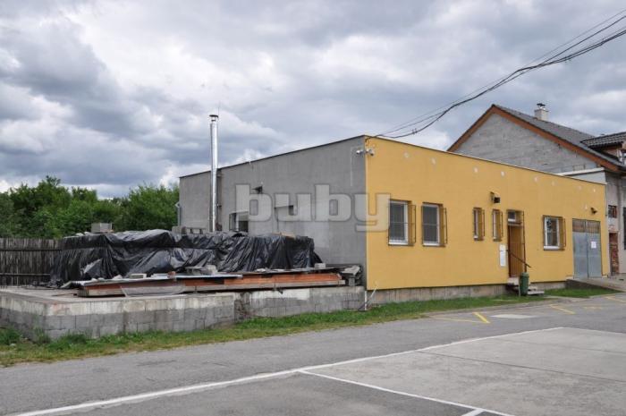 Reality Administratívne, skladovacie a výrobné priestory v Košťanoch nad Turcom, predaj