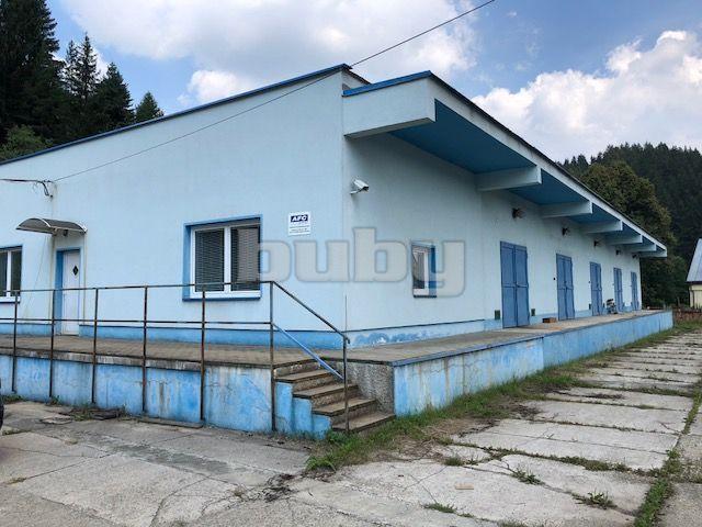 Reality Výrobné a skladové priestory hala 400 m2, predaj, Kysuce