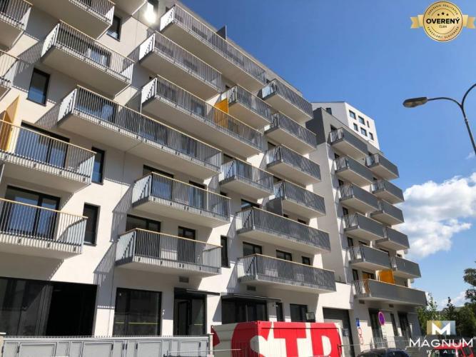 Reality Na predaj atraktívny nebytový priestor na Nivách - Skolaudované 2020