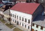 Reality Na predaj budova v centre Kežmarku, 902m2. CENA: 240 000,00 EUR