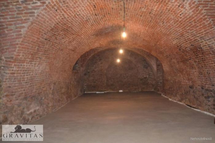 Reality Na predaj vínna klenbová pivnica o výmere 250 m2, Mýtna ul., Pezinok