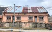 Na PREDAJ budova + pozemok 1041m2, Jarabina