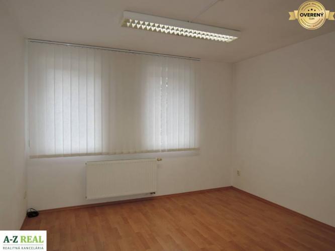 Reality Prenájom kancelárskych priestorov pri Vajnorskej ul., 85 m2