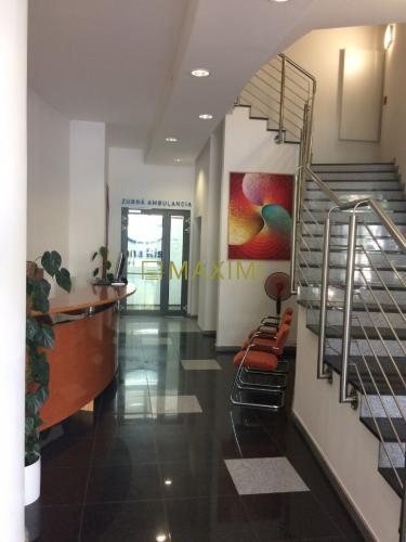 Reality Administratívne priestory o výmere 191,65 m2 na Rajskej 15/A v Bratislave I.