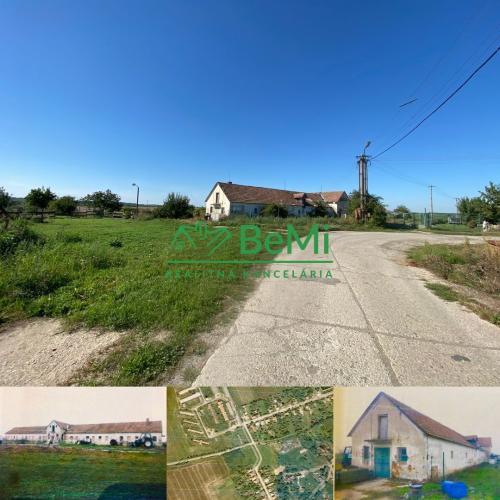 Reality Hospodárska budova v areáli bývalého družstva v obci Báb ID 275-18-MIG