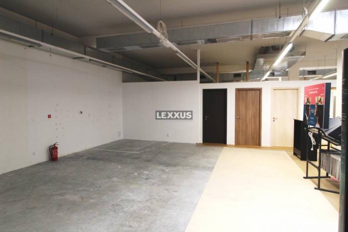Reality PRENÁJOM - obchodné priestory 110 m2, Tuhovská, Zlaté piesky, BA III.
