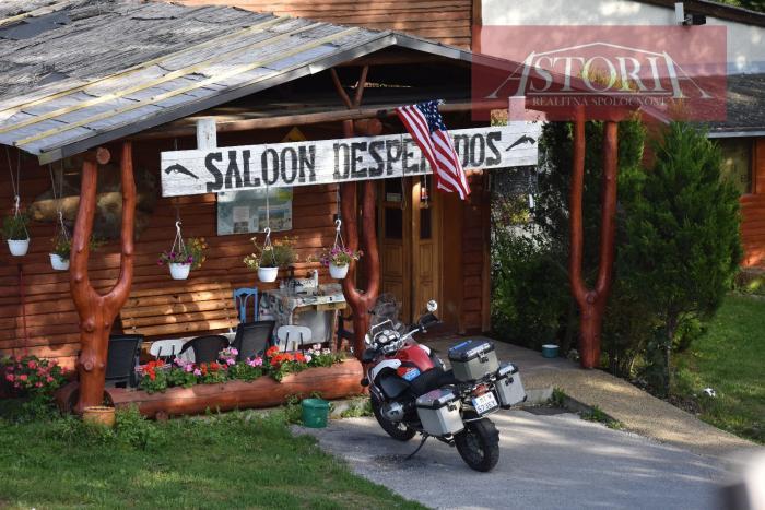 Reality Prenájom reštaurácie v areáli  ranča - Valentová