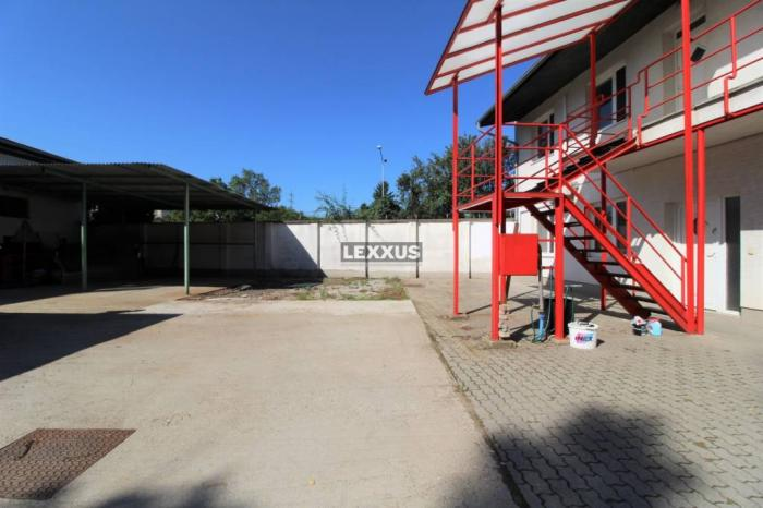 Reality PREDAJ - prevádzková budova a sklad, Lamač
