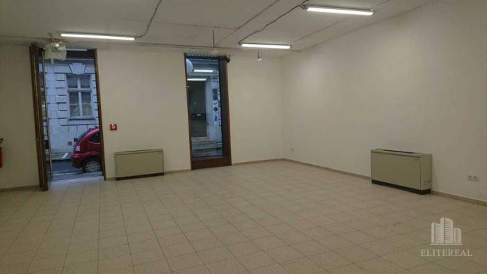 Reality KONVENTNÁ - obchodný priestor v novostavbe - Staré Mesto