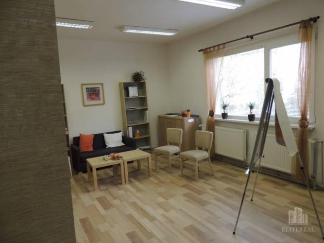 Reality KOCEĽOVA - kancelárske priestory od výmery 23 m2 - Ružinov