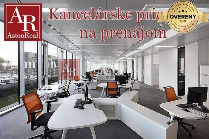 Reality Prenájom podnikateľských priestorov na ulici Popradská, Košice