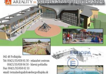 Reality EUROPA – 2 zabehnuté prevádzky rekreačných chát v Podhájskej s výrazne zaujímavou cenou.