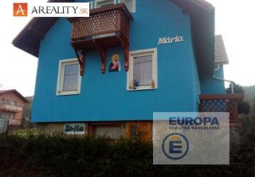 Reality EUROPA – chata Mária, 140m2, chatárska oblasť termálneho kúpaliska Podhájska