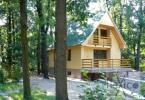 Reality Nová murovaná chata na Záhorí pri jazerách s vlastným 7á pozemkom, rybárska a hubárska obla