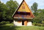 Reality BV REAL Predaj rekreačná chata, 358 m2, Oslany, Dúbravky