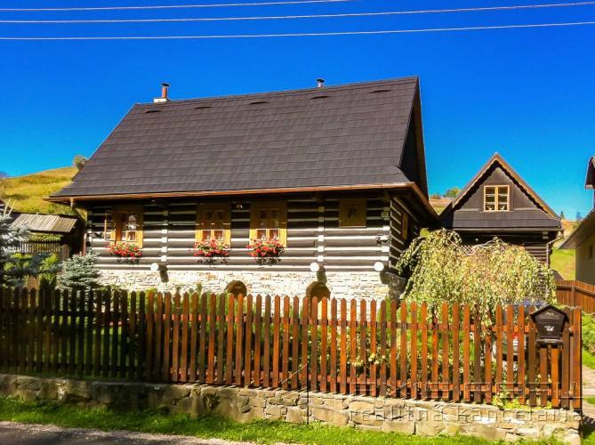 Reality Luxusná drevenica - kultúrna pamiatka, Vysoké Tatry, Osturňa