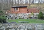 Reality MODRA - záhradná chatka v krásnom horskom prostredí Malých Karpát