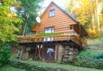 Reality GARANT REAL - predaj rekreačná chata, 45 m2, Drienica, okres Sabinov