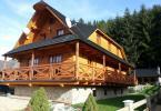 Reality Luxusný drevený zrub v Zázrivej, CENA: 389 900 €