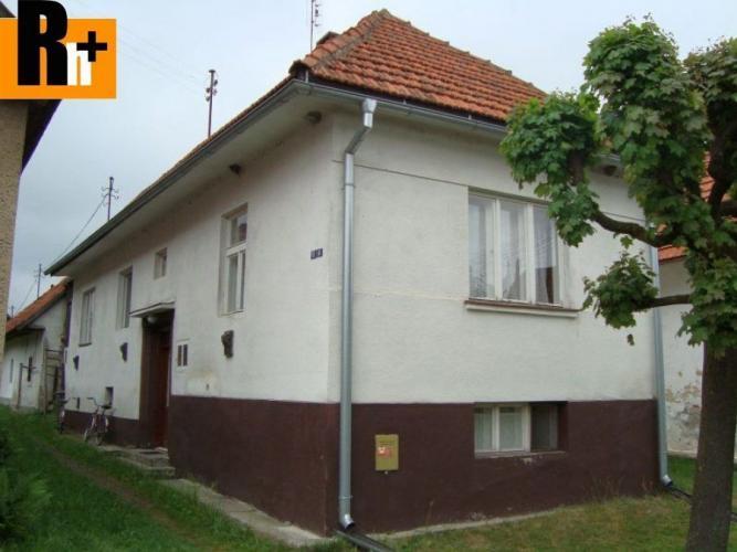 d91e647ef Reality Reality holding+ ponúka Rekreačný domček na predaj Vavrišovo stred  obce