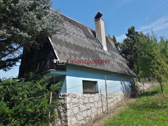 Reality Na predaj chata v obci Dudince - časť Merovce (143-13-IJ)