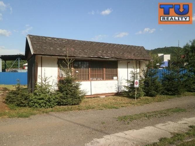 Reality Na predaj prenosná chatka - UNIMObunka 7,3m x 3,1m v Hliníku nad Hronom., CENA: 3 800 €