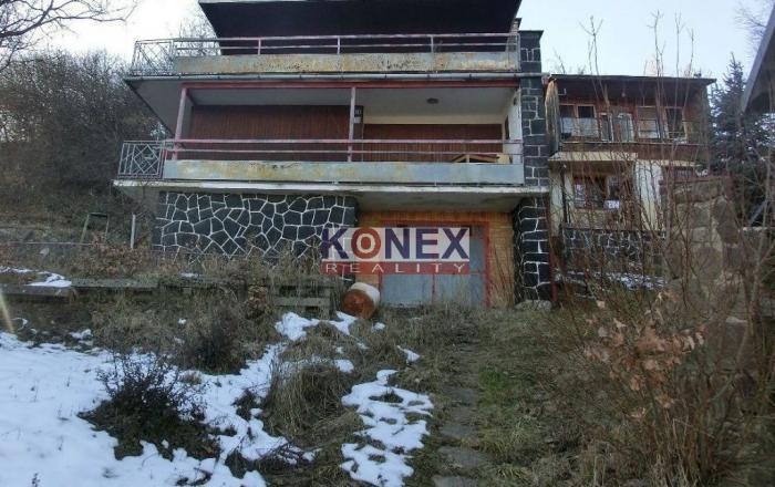 Reality SUPER PONUKA! Rekreačná chata na Medvedej hore – Zempl. šírava