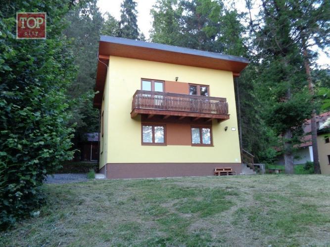 Reality Predaj chata - rodinný dom Hranovnica  - Dubina 112 m2,pozemok 350 m2.