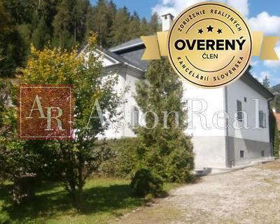 Reality Kaštieľ v obci Turík na Liptove, 6823 m2