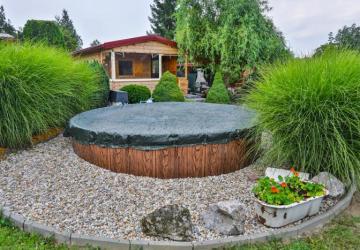 Reality Na predaj záhradná chata s bazénom na Kalvárii, Košice - Sever