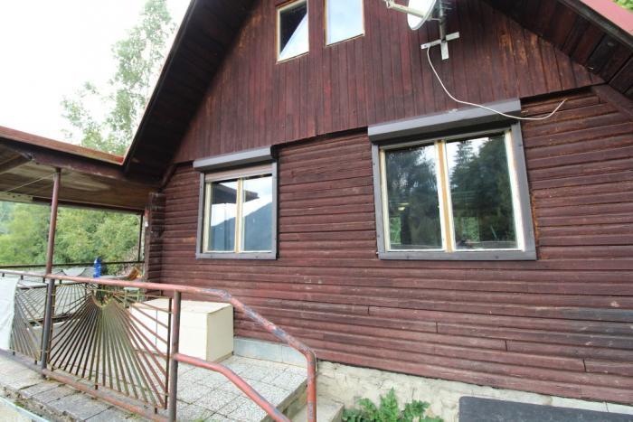 Reality Dvojpodlažná chata - Nižné Matejkovo