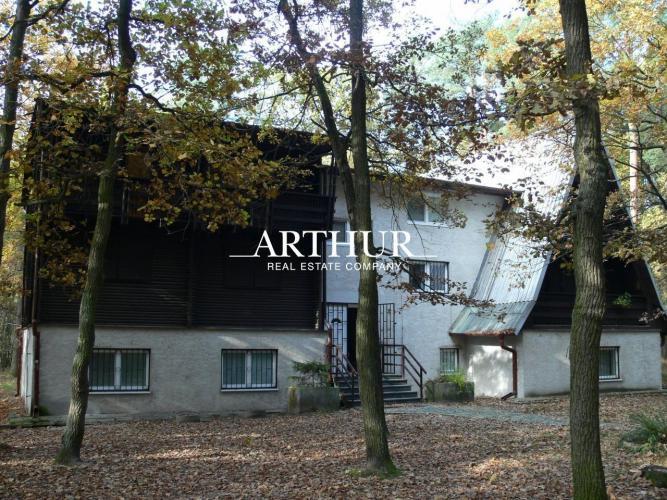 Reality ARTHUR - Predaj Veľká rekreačná chata Šaštín - Gazárka