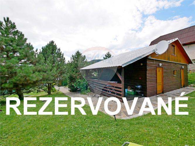 Reality PREDAJ: Rekreačná chata v obci Potok pri Bešeňovej, okres Ružomberok