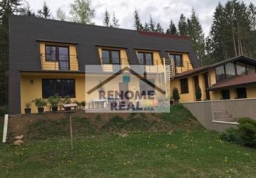 Reality EXKLUZÍVNE Vám ponúkame na predaj nádherný rekreačný dom