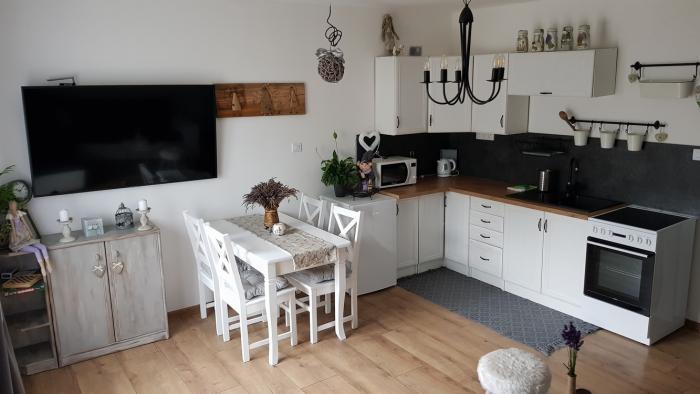 Reality Ponúkame Vám celoročné ubytovanie na Liptove v novo zrekonštruovanom rodinnom dome.
