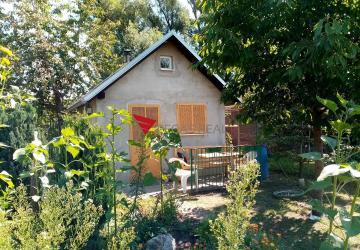 Reality PEGASreal Vám ponúka na PREDAJ záhradnú chatku v Kátove.