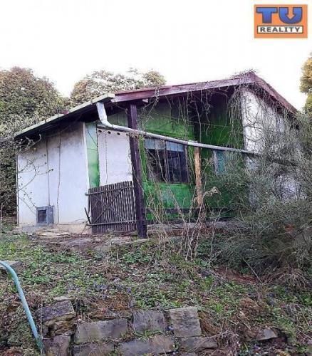 Reality IBA U NÁS!!! Záhradná chatka Prešov Pod Wilec hôrkou, na pozemku 395 m2. CENA: 6 900,00 EUR