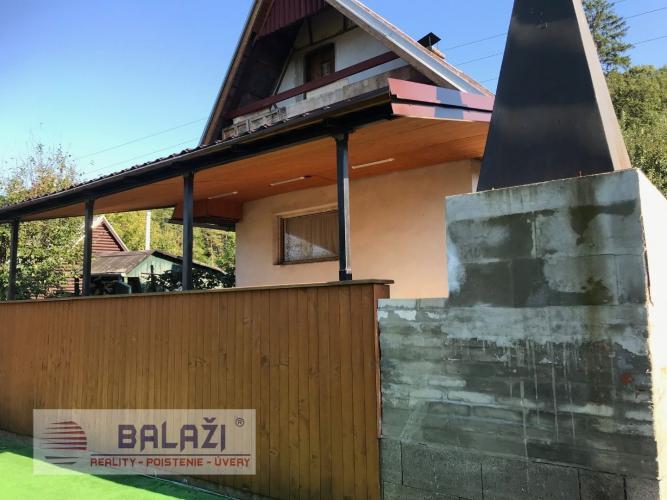 Reality Dubnica nad Váhom záhradná chata, 289m2