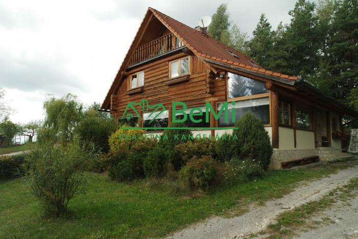 Reality Na predaj chata-penzión v obci Strelníky 002-13-STF