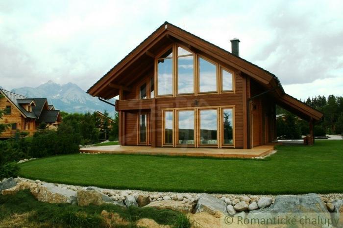 Reality Luxusná chata v Tatragolf Mountain Resort, Veľká Lomnica