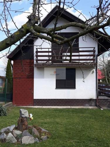 Reality Murovaná chata v rekrečnej zóne - Geča