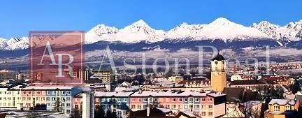 Reality Pripravujeme na predaj Penthouse v Poprade s výhľadom na Vysoké Tatry