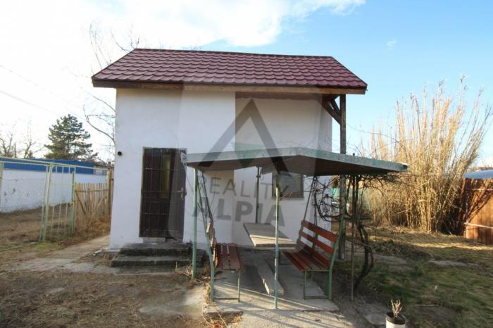 Reality Zahradný dom, Komárno