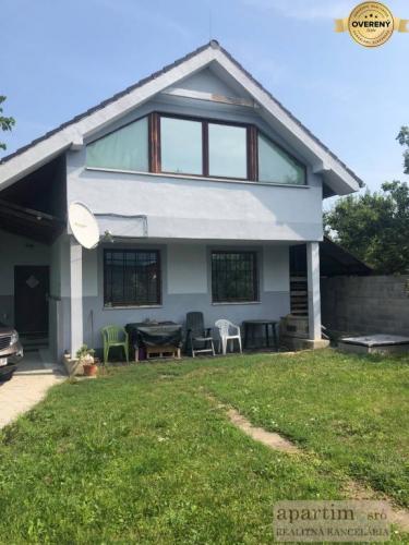 Reality Apartim s.r.o predá celoročne obývateľnú chatu so 4á záhradou