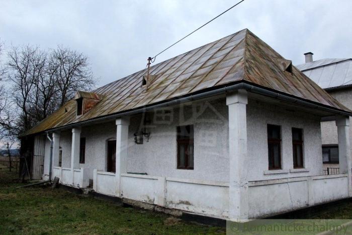 Reality Vidiecky dom so širokým pozemkom Koškovce- Humenné