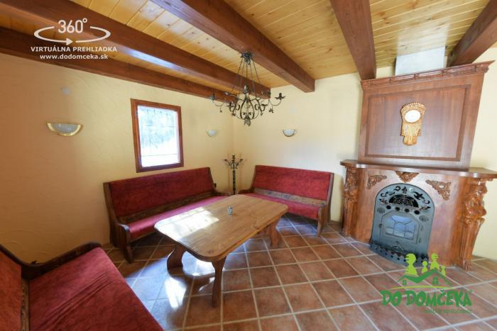 Reality Rekreačná chata so slnečným pozemkom, Hriňová